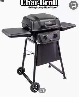 Charbroil BBQ Grill Set