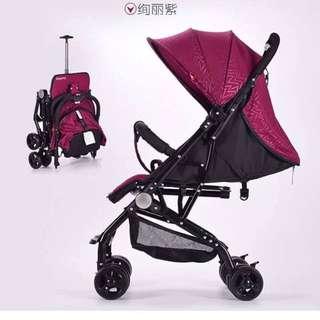 stroller compact tarik (new)