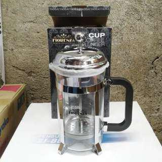 ALAT KOPI FRENCH PRESS FLORENZA 600ML