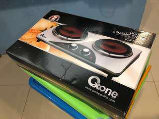 SOLD - Oxone Electric Stove