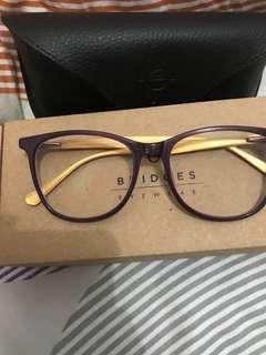 (SALE) Bridge eyewear (KACAMATA MINUS)