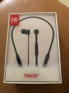 [BNIB] Beats X Wireless by Dr. Dre 100% Authentic from Apple