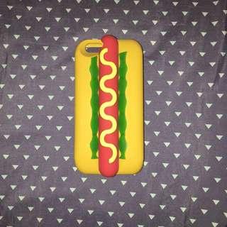 F21 hotdog Iphone 6/6s case