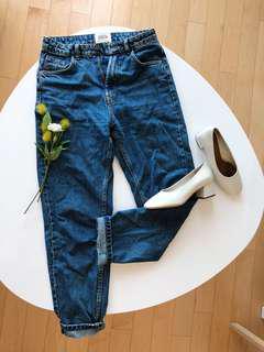 Zara Mom Jeans size US2