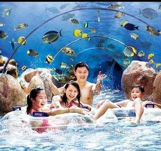 Adventure Cove Singapore