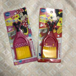 Mickey Mouse Mini Broom and Dustpan
