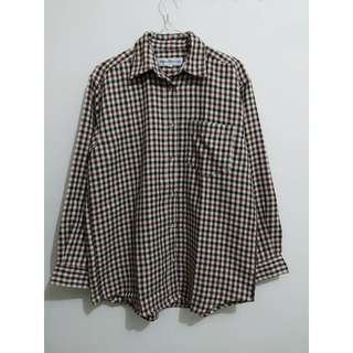 Kemeja Flanel Made in China