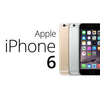 Looking For:  iPhone 6