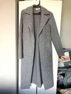 Shareen Collection Grey Coat