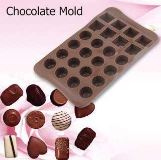 chocolate ice molder