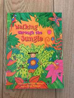 Walking through the jungle (Debbie Harter)