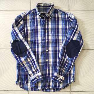 Sophnet Uniform Experiment checkers shirt size S