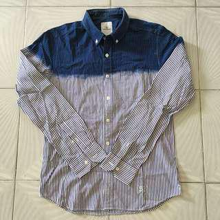 Uniform Experiment Sophnet striped shirt size 2