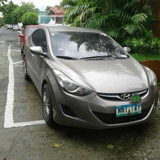 Hyundai Elantra Model 2013 Well Maintain First Owner.