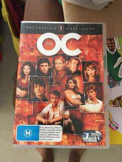 The O.C. Complete season 1 DVD box set