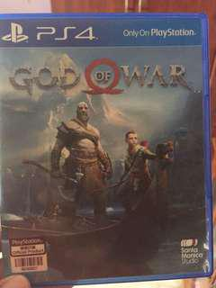 GOD OF WAR 4(UNREDEEMED CODE