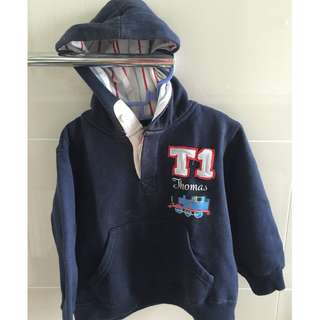 Thomas hooded jacket from Target Australia