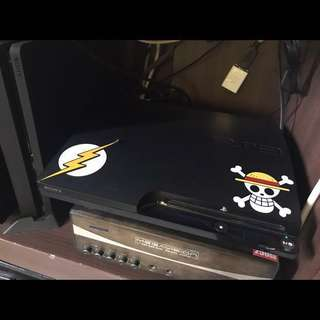 1 Terabyte PlayStation 3 Slim with lots of games