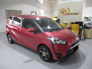 Toyota Sienta 1.5 Auto X