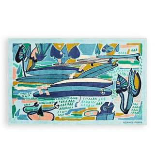 🆕Hermes Apres le Surf beach towel