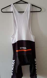 Strava Cycling Bib