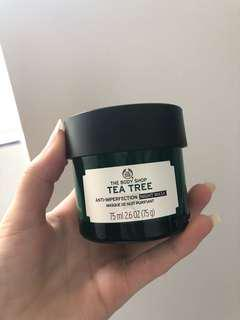 Tea Tree Anti-Imperfection Night Mask / The Body Shop