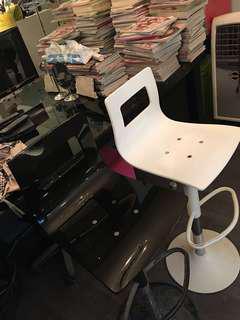吧台椅2張