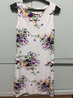Floral Shift Dress #MAKATI50