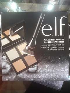 BN Auth Elf Amazing Angles- Contour Palette & Brush Set