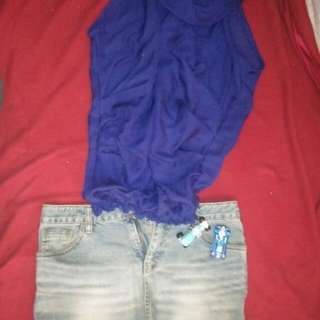 Rok Mini Dan Dress Buntung