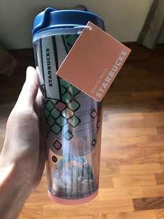 🚚 Singapore exclusive Starbucks Tumbler