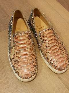 Louboutin's ladies shoe