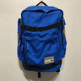 🚚 美國滑雪品牌 Burton 寶藍色 後背包
