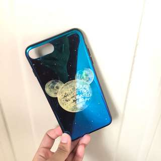 mickey mouse case iphone 7+ dan 8+