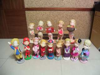 🚚 賣高島屋陶瓷玫瑰寶寶(一隻)