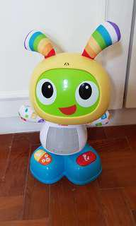 Fisher price robot toy