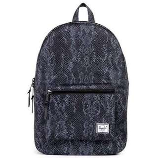 Herschel Snake Print Backpack