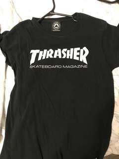 Black Thrasher Tee