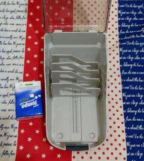 卡片文具盒