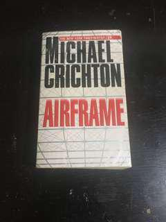 AIRFRAME: Michael Crichton