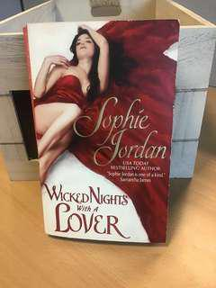 Sophie Jordan Wicked Nights with a Lover