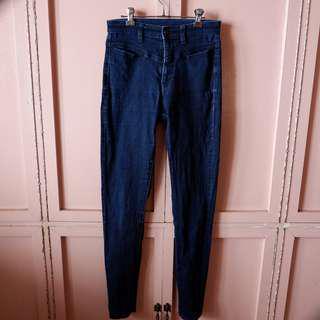 2 Uniqlo Jeans for 750