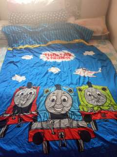 Bedcover Thomas