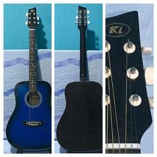Romy Lumanog Acoustic Guitar