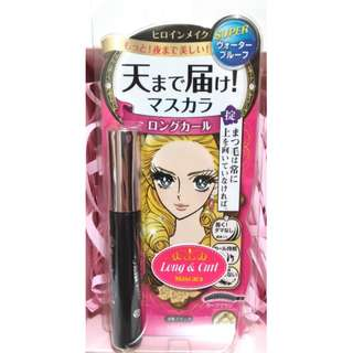 BNIB Isehan Kiss Me Heroine Make Mascara Long & Curl