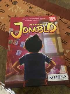 jomblo board game