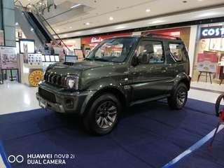 Suzuki Jimny JLX MT
