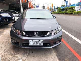 2015 Honda Civic 1.8 VTi-s k14