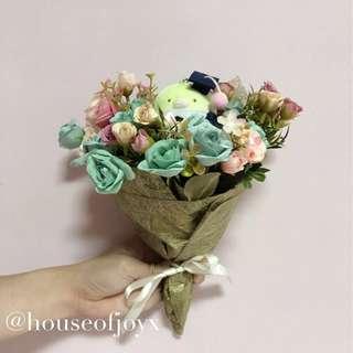 🚚 Sumikko Gurashi Graduation Bouquet