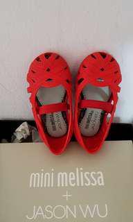 Mini Melissa in Red